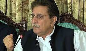 AJK PM urges overseas Kashmiris & Pakistanis to expose Indian brutalities in IOK