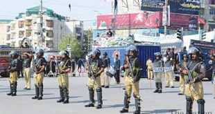 Religious scholars ensured their support to Police during Muharram