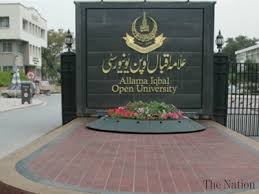 AIOU allows admissions in MSc program till August 30