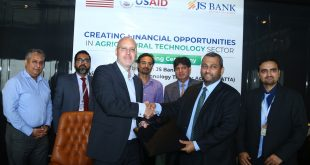 USAID PATTA Partners with JS Bank to improve Pakistani Agribusinesses'