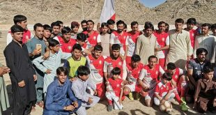 Afghan Football Club Zhob wins All Pakistan football tournament