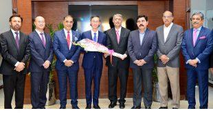Chinese ambassador visits RCCI