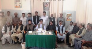 Para Medical Staff Association elections held; Tahir Hotak re-elected president