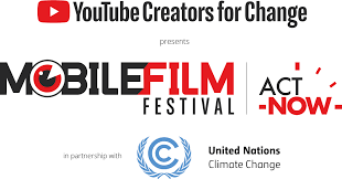 Mobile Film Festival calls for action against climate change in partnership with YouTube Creators