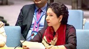 PM will be voice of Kashmiris at UNGA session: Maleeha