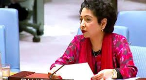 Ignoring its own resolutions by UNSC is a question mark on the credibility of organization: Dr Maleeha Lodhi