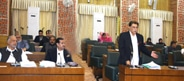 AJK PM says India during its unprovoked firing across the CFL tries to hit Neelum Jehlum Hydro-power Project