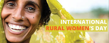 International Rural Women's Day observed with renewed resolve