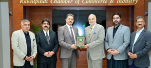 Acting Chargé d' Affairs Counselor of Iraq visits RCCI