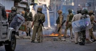 Indian troops martyr three Kashmiri youth in Pulwama