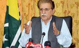 India's expansionist designs biggest threat to peace and stability in South Asia: AJK PM