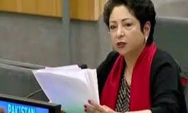 Curfew, lock downs make the lives of Kashmiri women difficult: Maleeha Lodhi