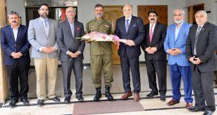 RCCI delegation meeting with RPO Ahsan Tufail