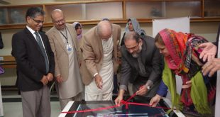 Inauguration of Cutting Edge Virtual Dissection Table at IIM college
