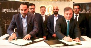 Faysal Bank Limited & Majestic Lounge sign MoU