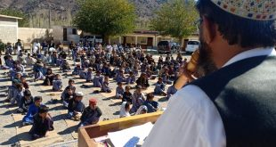 Eid Miladun Nabi, Iqbal Day celebrated in Sherani high school