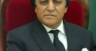 Appointment of CJ AJK High Court Justice Tabassam Aftab Alvi declared set aside