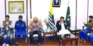 Kashmiris can present and plead their case better at world level: PM AJK