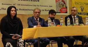 World must not turn a blind eye to simmering situation in IoK: Rights activists