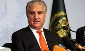 India should change its Kashmir policy if it wants peace: FM