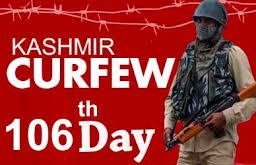 Inhuman lockdown enters 106th straight day in IOK