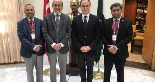 Turkish Diplomat briefed about COMSATS-Turkey collaborations