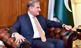 FM Qureshi leaves for Turkey to attend Heart of Asia Conference