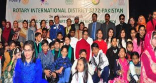 International day of persons with disabilities observed