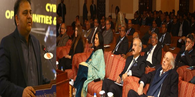 "CASS holds seminar on ""Cyber and Space: opportunities and challenges for Pakistan"""