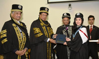 6th convocation of NUST School of Social Sciences & Humanities held