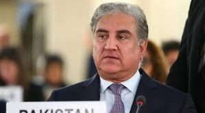 FM Qureshi reaches Sri Lanka on two-day official visit
