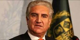 FM Qureshi arrives in Saudi Arabia on one-day visit