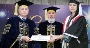 BU holds Convocation of Karachi Campus & Pakistan Navy School of Logistics