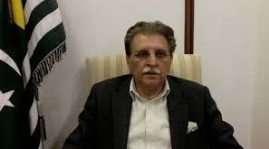 AJK PM takes serious notice of flour crises in AJK directing to make sufficient stock of flour in markets