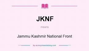 Establishing Nazi-type detention camps in IoK a reflection of fascist mindset: JKNF