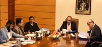 NTC Management Board meeting held in Islamabad