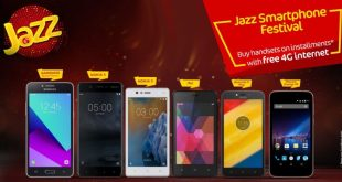 Jazz introduces the World's Most Affordable Smartphone