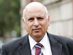 Buzdar to remain CM, PML-Q never asked for Chief Ministerial-ship: Ch. Sarwar