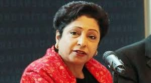 Had US accepted  Pakistan plea it would not have fought war in Afghanistan for 29 years: Maleeha Lodhi