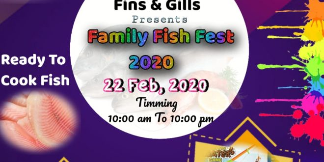 Two-day family fish festival at PARC to begin from Saturday