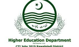 Project worked out for upgradation of schools, Colleges in RWP city