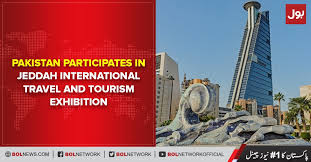 Pakistan Participates in Jeddah International Travel and Tourism Exhibition