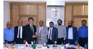 Japan keen interest to boost trade with Pakistan- Consul General