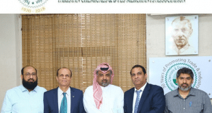 Qatari envoy asks Pakistani businessmen to find new ways of trade