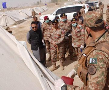 Pak Army assisting civil admin in fight against COVID-19: ISPR