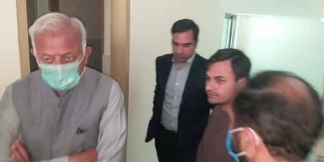 Govt taking  effective  steps to fight Corona Virus: Ghulam Sarwar Khan
