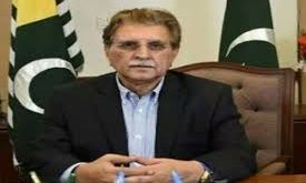 AJK Govt. seals the State prohibiting movement to and from the state for next one month: AJK PM: