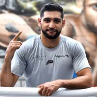 Boxer Amir Khan to donate Rs40 million to Pakistan for coronavirus relief