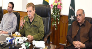 AJK PM concerned over fast spreading COVID-19 pandemic in IoK