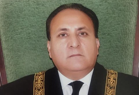 Life Profile of  Newly – posted acting chief justice of AJK Justice Raja Saeed Akram Khan: